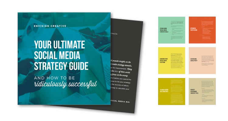 Envision Creative Social Media Strategy Guide